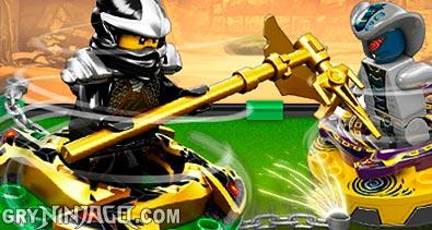 Zagraj W Grę Ninjago Reaktywacja Rebooted