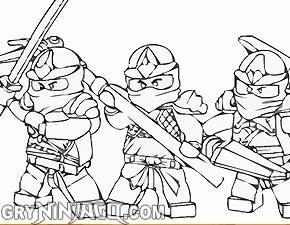 ausmalbilder lego ninjago wettkampf der elemente - tippsvorlage - tippsvorlage