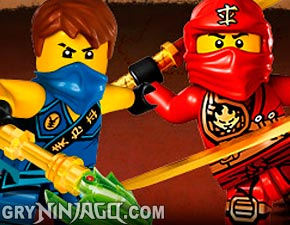Legendary Ninjago