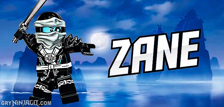 Ninjago Zane
