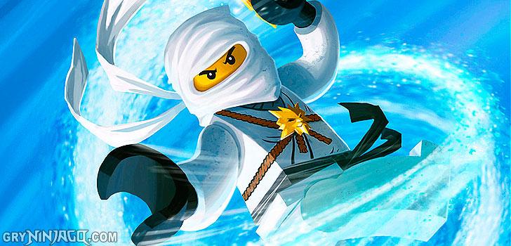 LEGO Zane